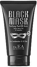 Духи, Парфюмерия, косметика Маска для лица - Dr.EA Black Mask