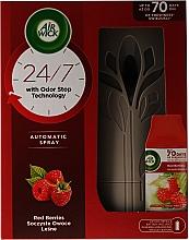 Духи, Парфюмерия, косметика Автоматический освежитель воздуха - Air Wick Freshmatic Red Berries Juicy Forest Fruits