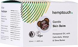 Духи, Парфюмерия, косметика Бальзам для чувствительной и сухой кожи лица и тела - Hemptouch Gentle Skin Balm