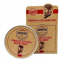 Духи, Парфюмерия, косметика Помада для укладки усов и бороды - Barbero Pomade For Beard Styling