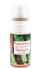 Духи, Парфюмерия, косметика Органическая очищающая пена - Zao Organic Cleansing Foam