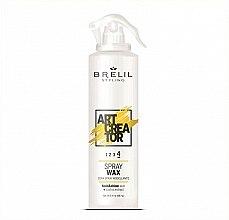 Духи, Парфюмерия, косметика Спрей-воск для волос - Brelil Art Creator Gel Spray Wax