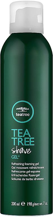 Гель для бритья - Paul Mitchell Tea Tree Shave Gel — фото N1