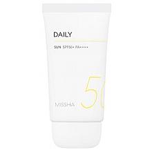 Духи, Парфюмерия, косметика Солнцезащитный крем для тела - Missha All Around Safe Block Daily Sun SPF50+/PA++++