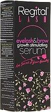 Духи, Парфюмерия, косметика Сыворотка для роста ресниц и бровей - Regital Lash Eyelash & Brow Growth Stimulating Serum