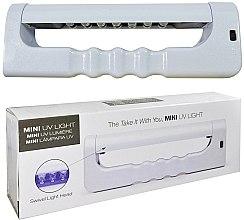 Духи, Парфюмерия, косметика Портативный ультрафиолетовый аппарат - Gelish Mini UV Light 1