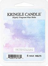 Духи, Парфюмерия, косметика Воск для аромалампы - Kringle Candle Watercolors