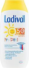 Духи, Парфюмерия, косметика Солнцезащитное молочко для детей - Ladival SPF50