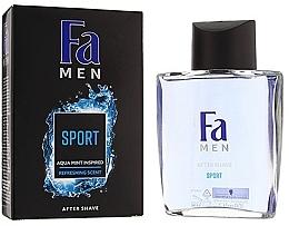 Духи, Парфюмерия, косметика Лосьон после бритья - Fa Men Sport After Shave
