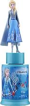 Духи, Парфюмерия, косметика Гель для душа - Disney Frozen Elsa II 3D Shower Gel