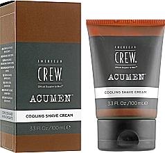 Духи, Парфюмерия, косметика Охлаждающий крем для бритья - American Crew Acumen Cooling Shave Cream