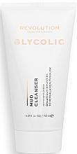 Духи, Парфюмерия, косметика Очищающее средство для лица - Revolution Skincare Glycolic Acid AHA Glow Mud Cleanser