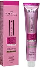 Духи, Парфюмерия, косметика Крем-краска для волос - Brelil Professional Prestige Tone On Tone