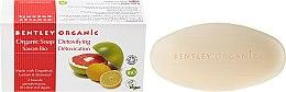"Духи, Парфюмерия, косметика Мыло ""Детокс"" - Bentley Organic Body Care Detoxifying Soap Bar"