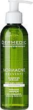 Гель для лица - Dermedic Normacne Antibacterial Cleansing Facial Gel — фото N3