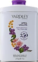 Духи, Парфюмерия, косметика Yardley April Violets - Парфюмированный тальк