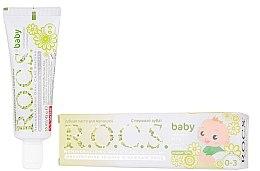 Духи, Парфюмерия, косметика Зубная паста для детей с ромашкой - R.O.C.S. Baby
