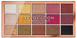 Духи, Парфюмерия, косметика Палетка теней для век - Makeup Revolution Foil Frenzy Eyeshadow Palette Creation