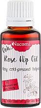 Духи, Парфюмерия, косметика Масло для сухой кожи - Nacomi Wild Rose Oil