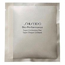 Духи, Парфюмерия, косметика Отшелушивающие диски с антивозрастным эффектом - Shiseido Bio Performance Super Exfoliating