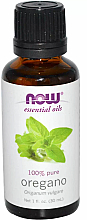 Духи, Парфюмерия, косметика Эфирное масло орегано - Now Foods Essential Oils 100% Pure Oregano