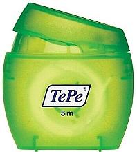 Духи, Парфюмерия, косметика Зубная нить, 5 м - TePe Dental Tape Waxed Mint