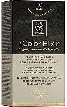 Духи, Парфюмерия, косметика Краска для волос - Apivita My Color Elixir Permanent Hair Color