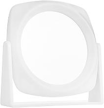 Духи, Парфюмерия, косметика Косметическое зеркало двухстороннее, белое - Titania