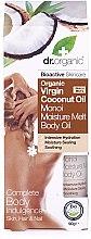 Духи, Парфюмерия, косметика Масло для тела с кокосым маслом - Dr.Organic Virgin Coconut Oil Moisture Melt Body Oil