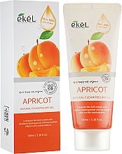 "Духи, Парфюмерия, косметика Пилинг-гель для лица ""Абрикос"" - Ekel Apricot Natural Clean Peeling Gel"