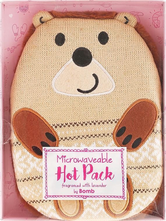 "Грелка для тела ""Лаванда"" - Bomb Cosmetics Harry the Hedgehog Body Warmer — фото N1"