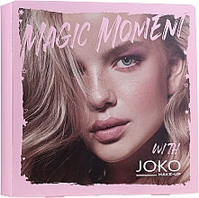 Духи, Парфюмерия, косметика Набор - Joko Perfect Magic Moment (mascara/9ml + eye/shadow/7g + n/polish/10ml)