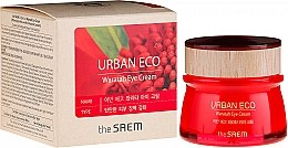 Духи, Парфюмерия, косметика Крем для кожи вокруг глаз с экстрактом телопеи - The Saem Urban Eco Waratah Eye Cream