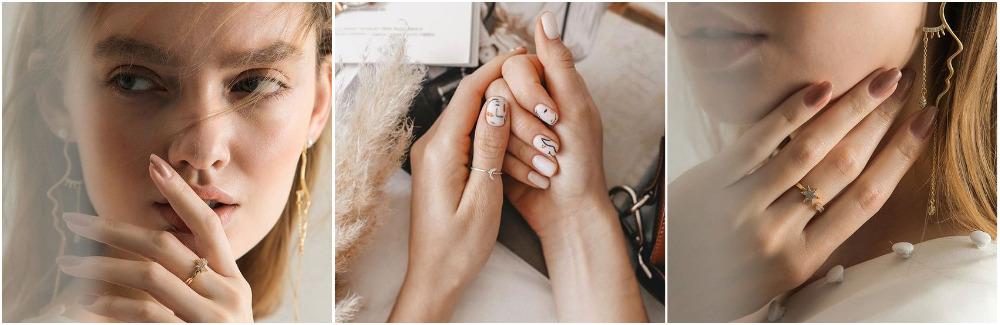 Маникюр для коротких ногтей: самые крутые идеи