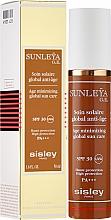 Духи, Парфюмерия, косметика Солнцезащитный крем для лица - Sisley Sunleya G.E. SPF 30