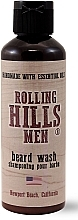 Духи, Парфюмерия, косметика Средство для мытья бороды - Rolling Hills Men Beard Wash