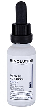 Духи, Парфюмерия, косметика Пилинг для комбинированной и жирной кожи - Revolution Skincare Intense Acid Peel Oily