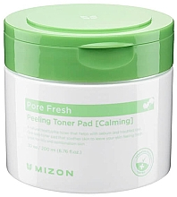 Духи, Парфюмерия, косметика Пилинг-диски успокаивающие - Mizon Pore Fresh Peeling Toner Pad