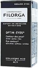 Духи, Парфюмерия, косметика Средство для контура глаз от кругов, мешков и морщин - Filorga Optim-Eyes