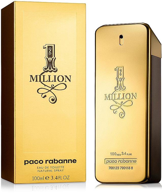 Paco Rabanne 1 Million - Туалетная вода — фото N2
