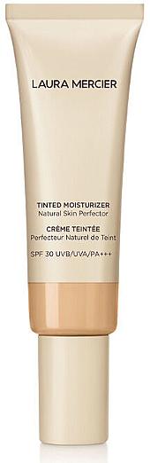 Тонирующий увлажняющий крем - Laura Mercier Tinted Moisturizer Natural Skin Perfector SPF30 UVB/UVA/PA+++ — фото N1