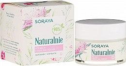 Духи, Парфюмерия, косметика Крем для лица, успокаивающий - Soraya Naturalnie Day Cream