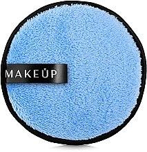 """Духи, Парфюмерия, косметика Спонж для умывания, голубой """"My Cookie"""" - MakeUp Makeup Cleansing Sponge Blue"""
