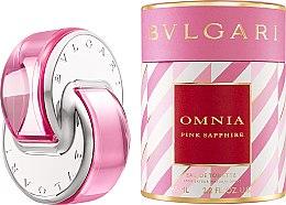 Духи, Парфюмерия, косметика Bvlgari Omnia Pink Sapphire Candyshop - Туалетная вода