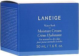 Духи, Парфюмерия, косметика Увлажняющий крем для нормальной и сухой кожи лица - Laneige Water Bank Moisture Cream