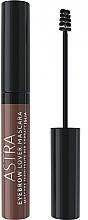 Духи, Парфюмерия, косметика Тушь для бровей - Astra Make-up Lover Eyebrow Mascara
