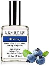 Духи, Парфюмерия, косметика Demeter Fragrance Blueberry - Одеколон