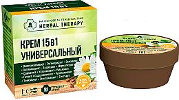 """Духи, Парфюмерия, косметика Крем """"Универсальный"""" 15 в 1 на основе 16 лечебных трав - ECO Laboratorie Herbal Therapy"""