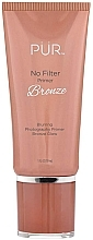 Духи, Парфюмерия, косметика Праймер для лица - Pur No Filter Blurring Photography Primer Bronze Glow