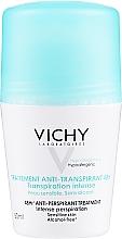 Духи, Парфюмерия, косметика Шариковый дезодорант - Vichy 48 Hr Anti-Perspirant Treatment